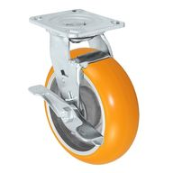 Swivel Top Lock Brake Caster -S30