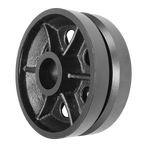 Groove Iron Wheel