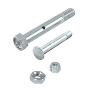 Caster Axle and Nut